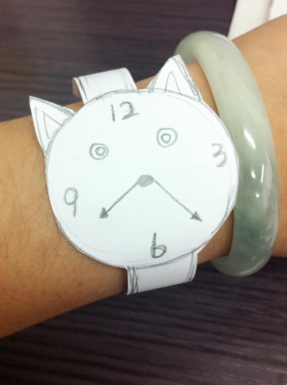 棒棒熊儿童定位手表