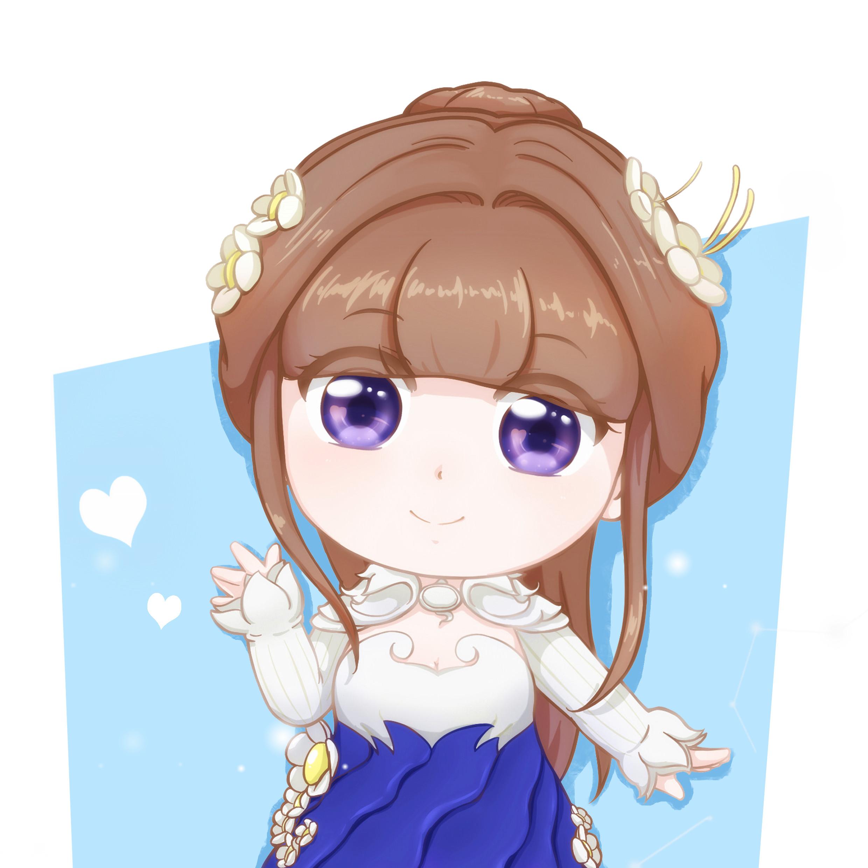 【稿件·手绘】郁香小可爱