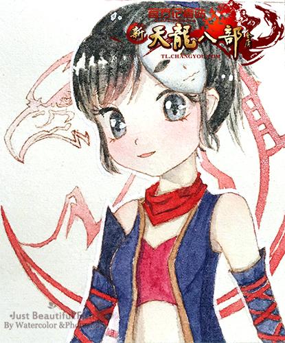 【稿件·手绘】天山小可爱